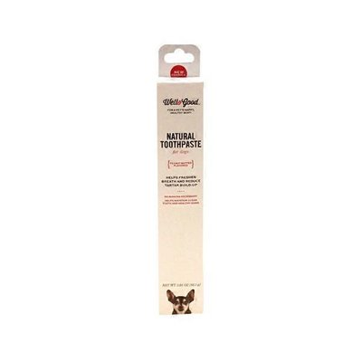 Well & Good Peanut Butter Flavored Tartar Control Natural Toothpaste