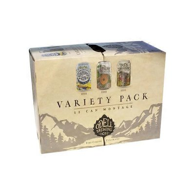Odell Brewing Co. Montage Variety Pack