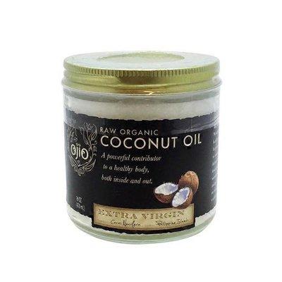 Ojio Raw Organic Coconut Oil