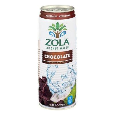 Zola Coconut Water Chocolate