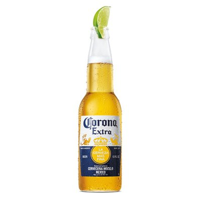 Corona Extra Mexican Lager Beer Bottles