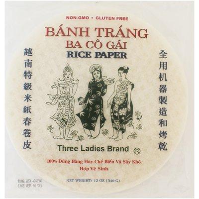 Three Ladies Brand Rice Paper