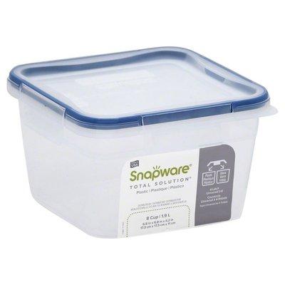 Snapware Plastic Food Storage