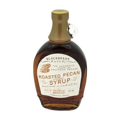 Blackberry Patch Roasted Pecan Flavored Syrup