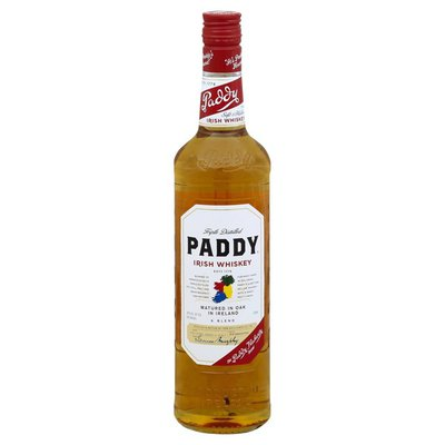 Paddy Whiskey, Irish
