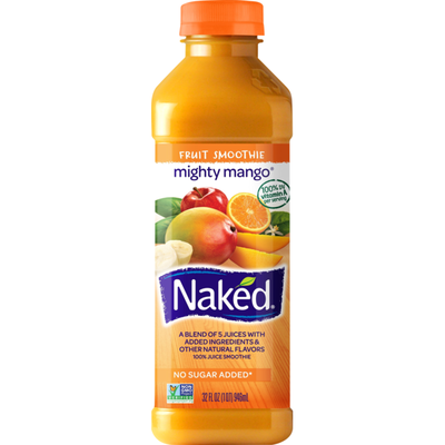 Naked Pure Fruit Mighty Mango Smoothie (64 fl oz) from