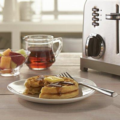Eggo Frozen Waffles, Frozen Breakfast, Toaster Waffles, Homestyle