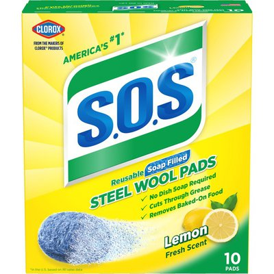SOS Sponged