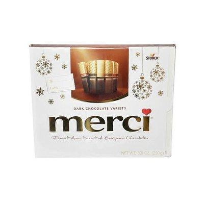 Merci Finest Assortment of European Dark Chocolate Variety