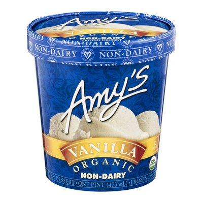 Amy's Kitchen Frozen Dessert Non-Dairy Vanilla
