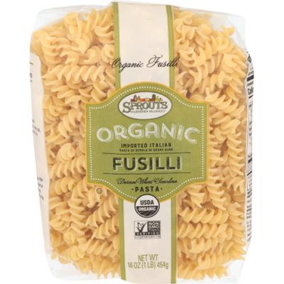 Sprouts Organic Fusilli Pasta