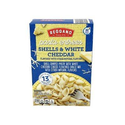 Reggano SHELLS & WHITE CHEDDAR pasta entrees