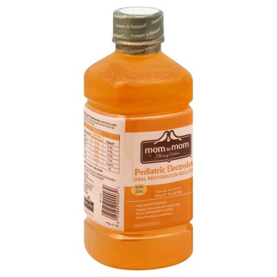 Signature Care Mixed Fruit Flavored Electrolyte Solution