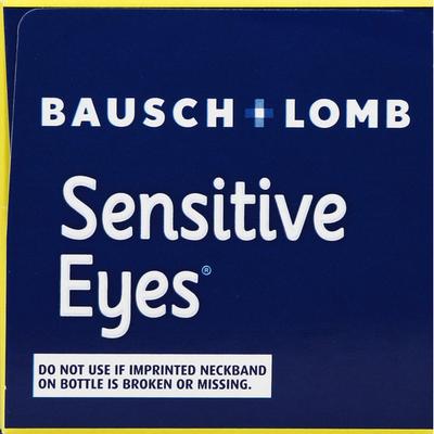 Bausch & Lomb Saline Solution, Gentle