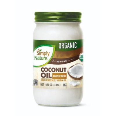 Simply Nature Organic Coconut Oil
