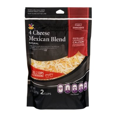 SB Cheese, Mexican Blend