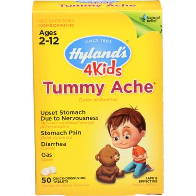 Hyland's Tummy Ache, Quick-Dissolving Tablets