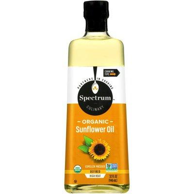 Spectrum Culinary Organic Sunflower Oil