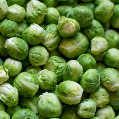 Green Giant Brussels Sprouts