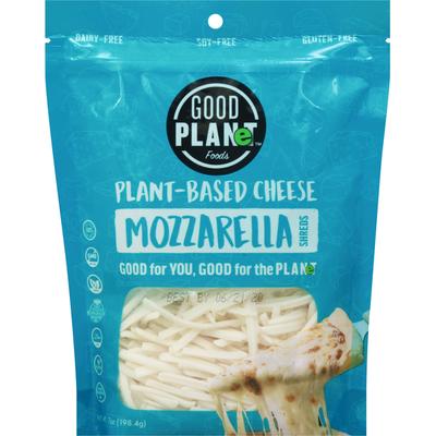 Good Planet Cheese Shreds, Mozzarella