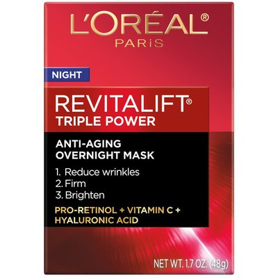 L'Oreal Triple Power Intensive Overnight Mask