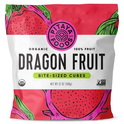 Pitaya Foods Dragon Fruit Bite-Sized Pieces