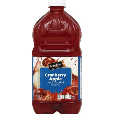 Signature Kitchens Juice Cocktail, Cranberry Apple