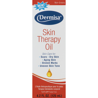 Dermisa Skin Therapy Oil
