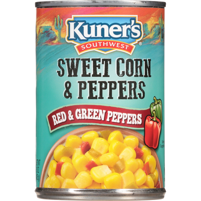 Kuner's Sweet Corn & Peppers