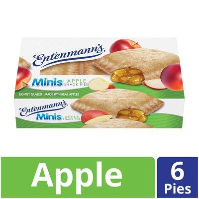 Entenmann's Entenmann's Minis Apple Snack Pies