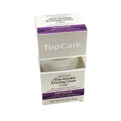TopCare Advanced Anti Wrinkle & Firming Cream for Eyes Day & Night