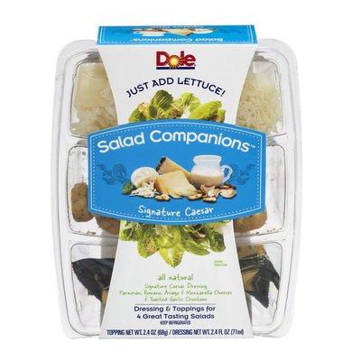 Dole Salad Companions Kit Signature Caesar