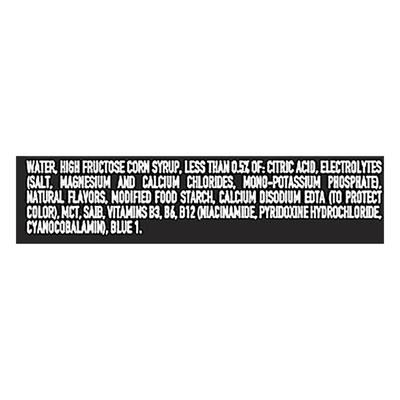 Powerade Mountain Berry Blast, Ion4 Electrolyte Enhanced Fruit Flavored Sports Drink W/ Vitamins B3, B6, And B12, Replenish Sodium, Calcium, Potassium, Magnesium