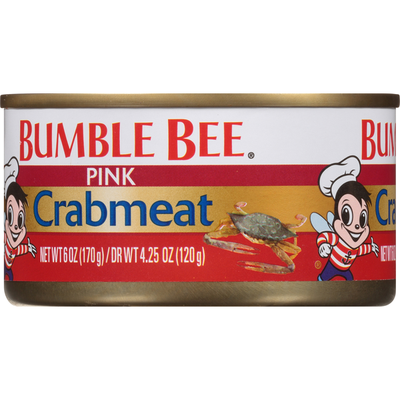 Bumble Bee Pink Crabmeat