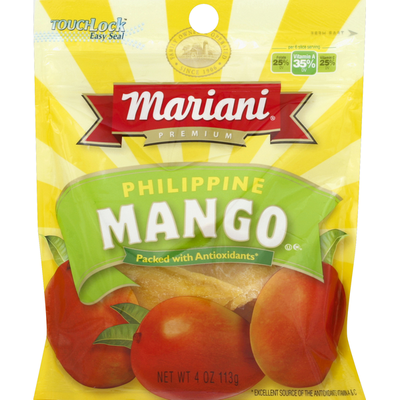 Mariani Mango, Philippine