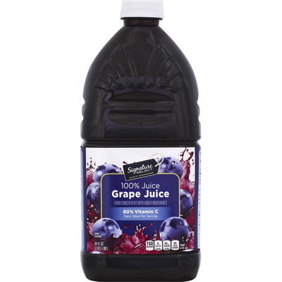 Signature Kitchens 100% Juice, Grape