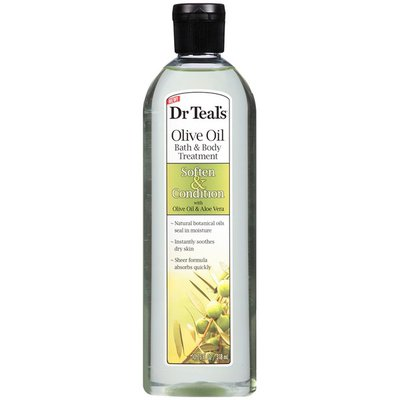 Dr. Teal's Olive Oil Bath & Body Treatment