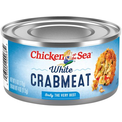 Chicken of the Sea White Crab