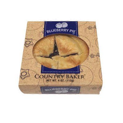 Country Baker Pie, Blueberry