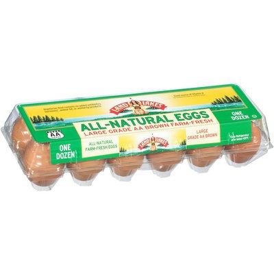 Land O Lakes All-Natural Eggs