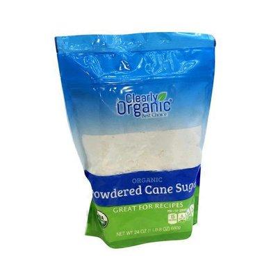 Clearly Organic Powdered Cane Sugar