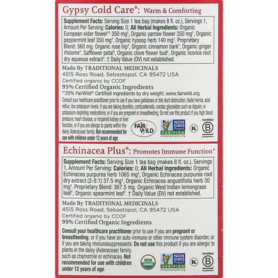 Traditional Medicinals Cold Care Seasonal Sampler