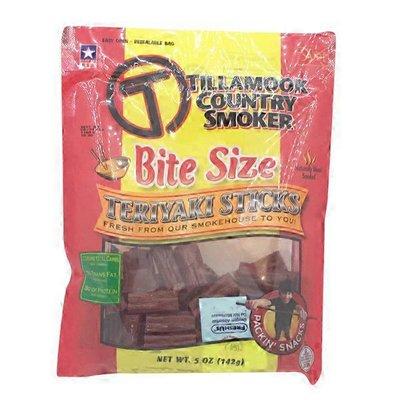 Tillamook Teriyaki Sticks, Bite Size