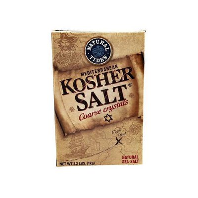 Natural Tides Mediterranean Kosher Salt
