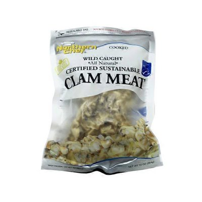 Northern Chef Wild Caught Clam Meat