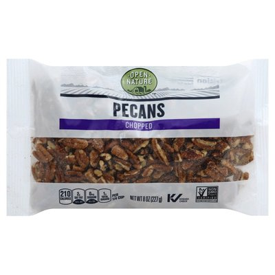 Open Nature Chopped Pecans