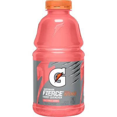 Gatorade Fierce Fruit Punch Berry Thirst Quencher