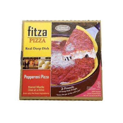 Fitza Pizza Pepperoni Pizza