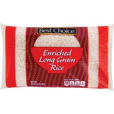 Best Choice Long Grain Rice