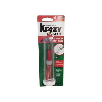 Krazy Glue All Purpose Glue Gel
